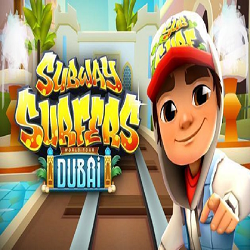 Subway Surfers Dubai Mod Apk