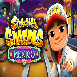 Subway Surfers Mexico Apk