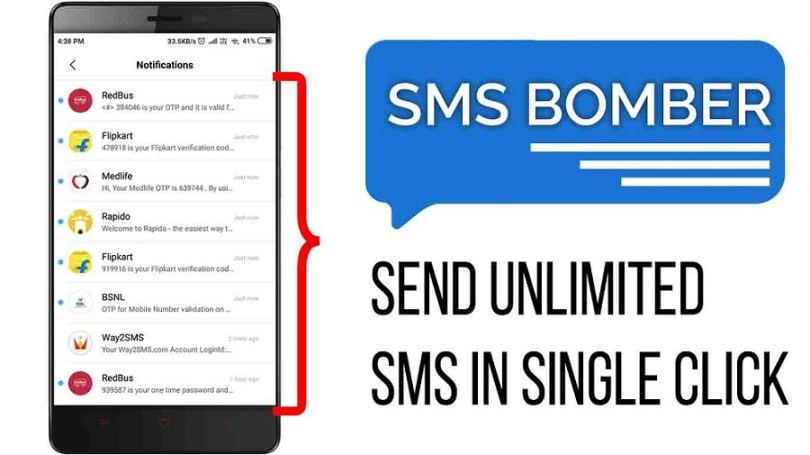 SMS Bomber APK Prank | How To Do SMS Bombing On Any Device