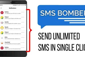 sms bombing