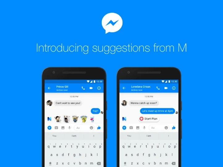 Messenger now powered with AI assistant