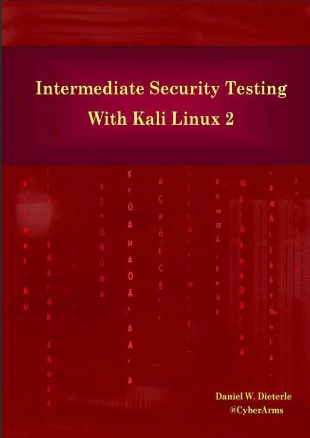 Intermediate Security Testing