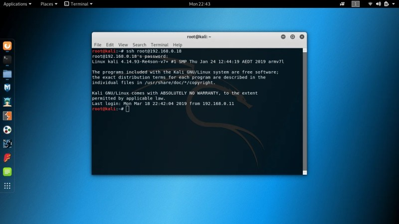 Kali Linux Micro Hacking Station Raspberry Pi - Tech A Peek