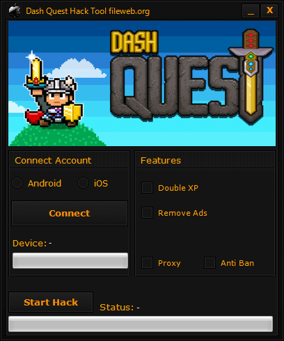 Dash Quest Hack Download (Android/iOS)