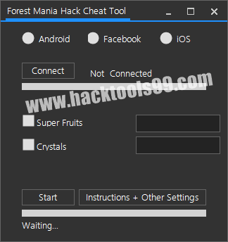 Forest Mania Hack Tool