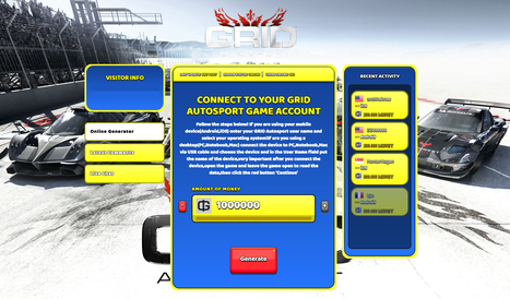 Grid Autosport Online Money Hack