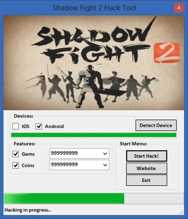 Shadow Fighter 2 Hack Cheats