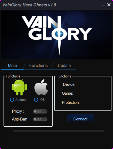 Vainglory Android iOS Hack Tool