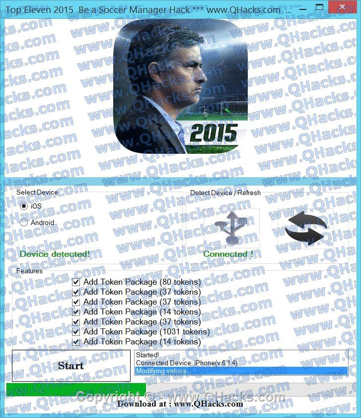 Top Eleven 2015 Be a Soccer Manager hacks