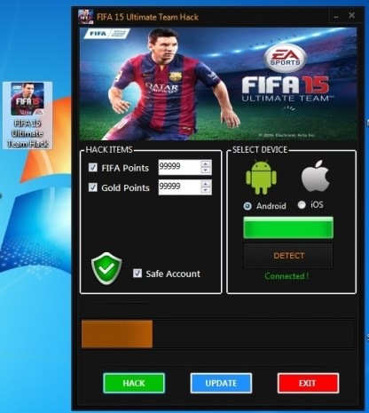 fifa 15 ultimate team hack android ios cheats Fifa 15 Ultimate Team Hack Tool & Cheats – Fifa 15 Ultimate Team Free Fifa Points, Free Fifa Coins