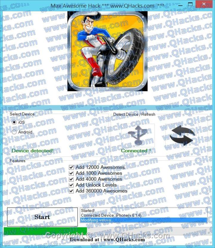 Max Awesome Hack Cheats & Tricks