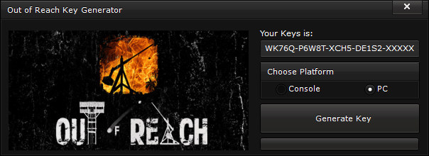 out of reach key generator free activation code 2015 Out of Reach Key Generator – FREE Activation Code 2015