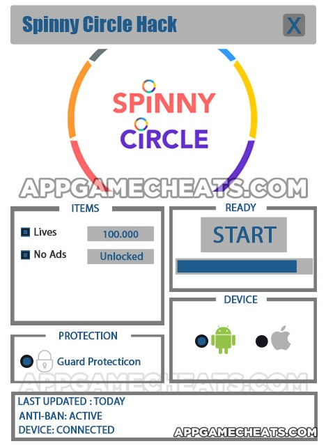 spinny-circle-cheats-hack-lives-no-ads