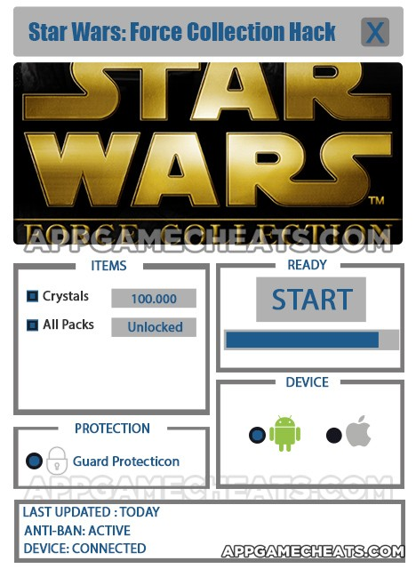 star-wars-force-collection-cheats-hack-crystals-all-packs
