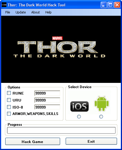 thor the dark world hack tool download Thor: The Dark World Hack Tool Download
