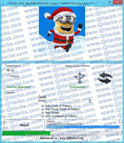 Despicable Me Minion Rush Hack Cheats & Tricks