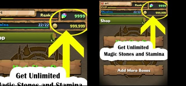 puzzle and dragons hack tool cheats androidios1 Puzzle And Dragons Hack tool cheats Android/iOS
