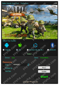 Battle Islands Hack and Cheats