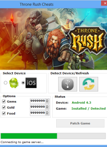 Throne Rush Hack and Cheats