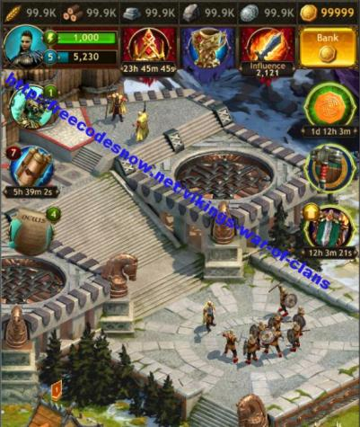 Vikings War of Clans Hack