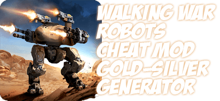 Walking War Robots Mod Cheat