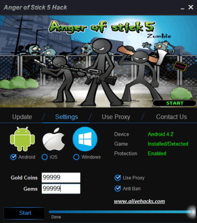 Anger of Stick 5 Hack [Android/iOS]