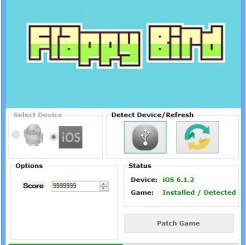 Flappy Bird Hack Tool Cheats Engine