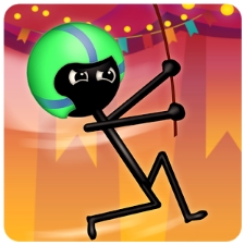 Stickman Rope Jumper Hero Cheat codes Hack Levels for Android