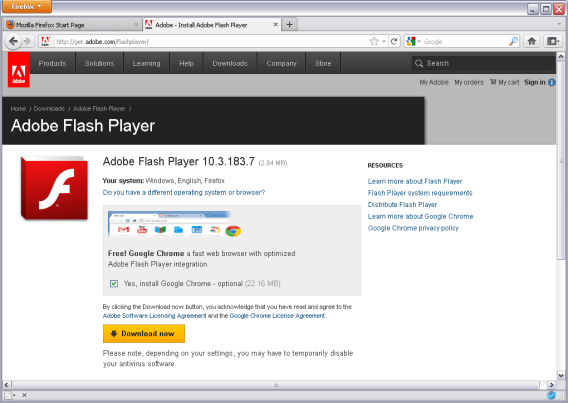 Free Flash Player For PC Crack
