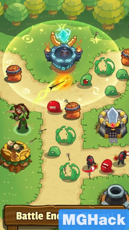 Realm Defense Fun Tower Game 1.6.5 hacked