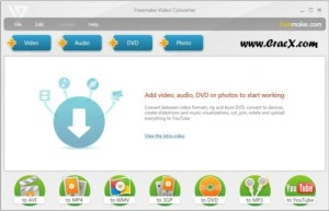 Freemake Video Converter Serial Key + Crack Free Download