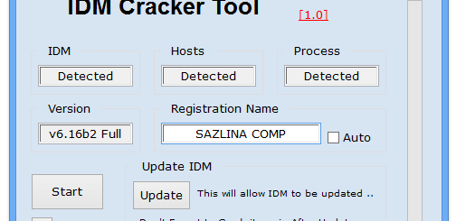 IDM Cracker Tool 1.0 Lifetime Crack Windows Full Download