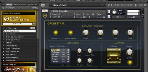 Kontakt 5 Crack + Torrent Full Free Download