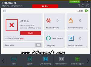 Comodo Internet Security Pro 8 Crack Download Free Full Version