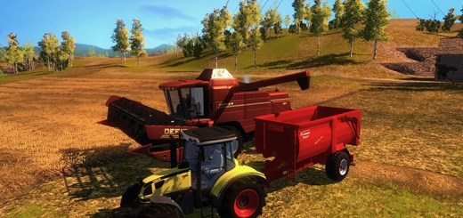 Farming Simulator 2015 Download Free Full Version PC Game