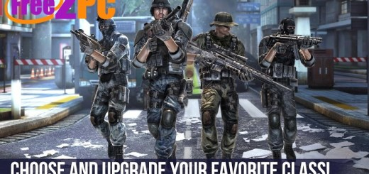 Modern Combat 5 Apk + Data Download Free Full Version