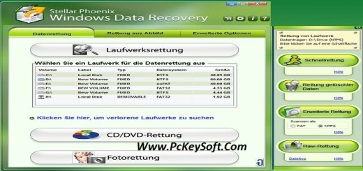 Stellar Phoenix Windows Data Recovery Key 7.0 Download 2017