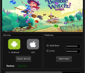 Bubble Witch Saga 2 Hack Tool
