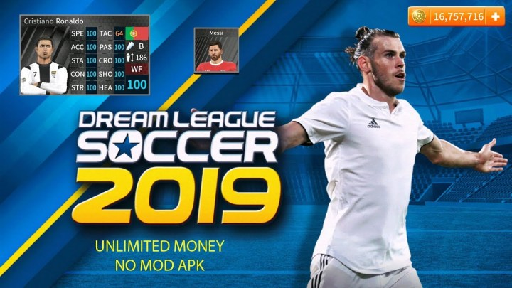 Dream League Soccer 2019 Hack, Android and iOS1