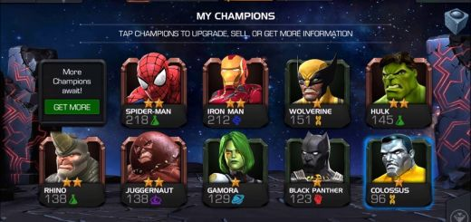 Marvel Contest of Champions Hack & Cheats ( Unlimited Units and Gold )