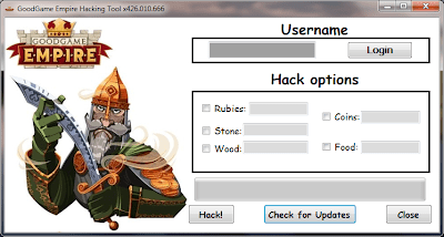 GOODGAME EMPIRE HACK TOOL 2