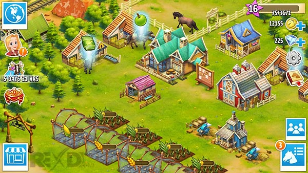 Horse Haven World Adventures 8.1.0 Apk Mod (Full) + Data Android