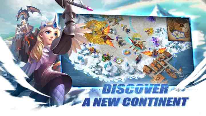 Art of Conquest Mod Apk + Data 1.22.02 (Unlimited Money) Latest Version