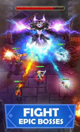 Darkfire Heroes Apk + Mod + Data for Android