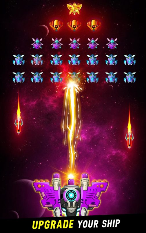 Space Shooter: Galaxy Attack MOD APK 2