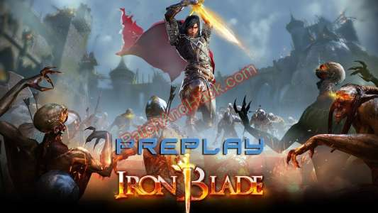 Iron Blade Patch and Cheats money, ruby