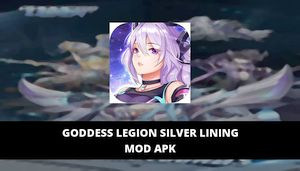 Goddess Legion Silver Lining Featured Cover