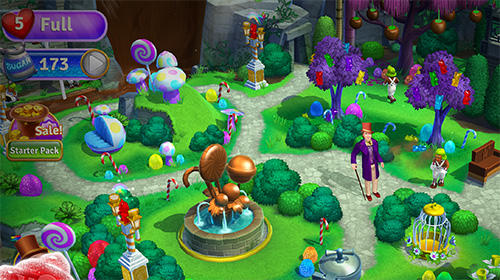 Wonka's World of Candy - Match 3 Unlimited Moves MOD APK