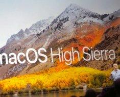 MacOS High Sierra Hackintosh